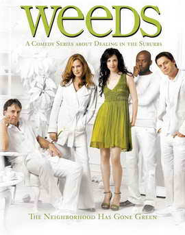 Weeds (TV) - 11 x 17 TV Poster - Style M