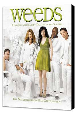 Weeds (TV) - 27 x 40 TV Poster - Style D - Museum Wrapped Canvas