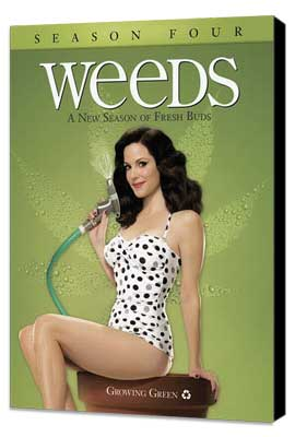 Weeds (TV) - 27 x 40 TV Poster - Style E - Museum Wrapped Canvas