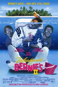 Weekend at Bernie's 2 - 27 x 40 Movie Poster - Style A