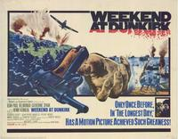 Weekend at Dunkirk - 11 x 14 Movie Poster - Style A