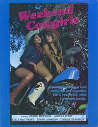 Weekend Cowgirls - 11 x 17 Movie Poster - Style A