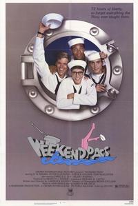 Weekend Pass - 27 x 40 Movie Poster - Style A