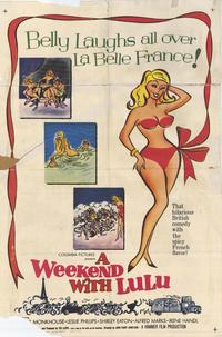 Weekend With Lulu - 27 x 40 Movie Poster - Style A