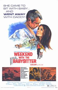 Weekend with the Babysitter - 11 x 17 Movie Poster - Style A