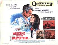 Weekend with the Babysitter - 11 x 14 Movie Poster - Style A