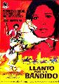 Weeping for a Bandit - 27 x 40 Movie Poster - Spanish Style A