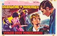 Wegen Verf�hrung Minderj�hriger - 11 x 17 Movie Poster - Belgian Style A