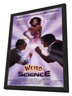 Weird Science - 11 x 17 Movie Poster - Style A - in Deluxe Wood Frame