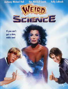 Weird Science - 11 x 17 Movie Poster - Style B