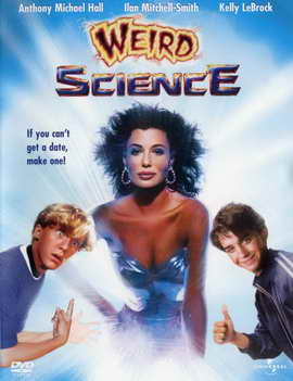 Weird Science - 27 x 40 Movie Poster