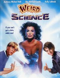 Weird Science - 43 x 62 Movie Poster - Bus Shelter Style A