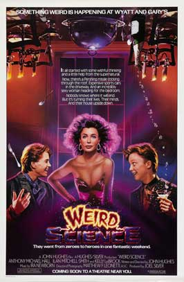 Weird Science - 11 x 17 Movie Poster - Style C