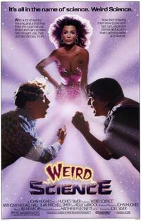Weird Science - 11 x 17 Movie Poster - Style A - Museum Wrapped Canvas