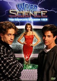 Weird Science (TV) - 11 x 17 TV Poster - Style A