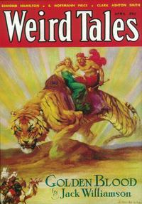 Weird Tales (Pulp) - 11 x 17 Pulp Poster - Style A