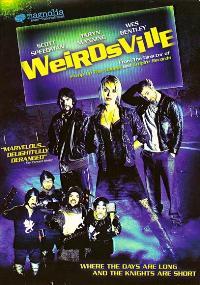 Weirdsville - 11 x 17 Movie Poster - Style B