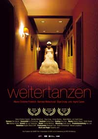 Weitertanzen - 27 x 40 Movie Poster - German Style A