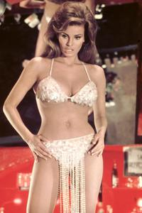 Raquel Welch - 8 x 10 Color Photo #1