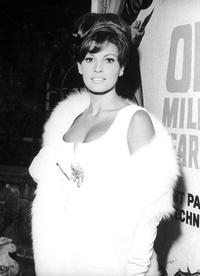 Raquel Welch - 8 x 10 B&W Photo #2