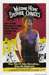 Welcome Home Brother Charles - 11 x 17 Movie Poster - Style B