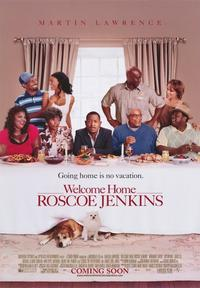 Welcome Home Roscoe Jenkins - 43 x 62 Movie Poster - Bus Shelter Style A
