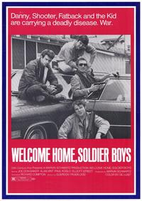 Welcome Home, Soldier Boys - 11 x 17 Movie Poster - Style A