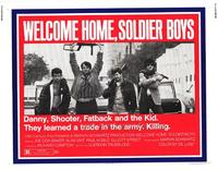 Welcome Home, Soldier Boys - 11 x 14 Movie Poster - Style A