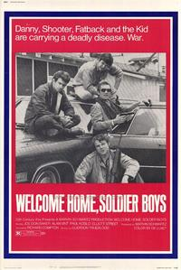 Welcome Home, Soldier Boys - 27 x 40 Movie Poster - Style A