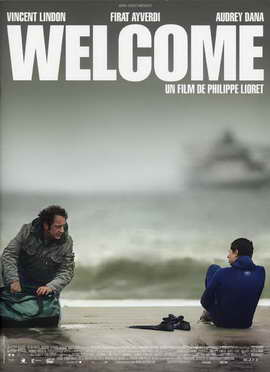 Welcome - 27 x 40 Movie Poster - French Style A