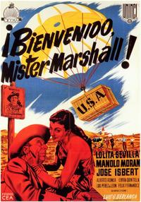 Welcome Mr. Marshall - 11 x 17 Movie Poster - Spanish Style A