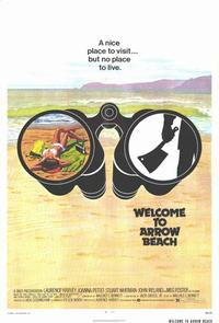 Welcome to Arrow Beach - 11 x 17 Movie Poster - Style A