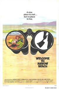 Welcome to Arrow Beach - 27 x 40 Movie Poster - Style A