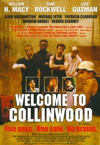 Welcome to Collinwood - 11 x 17 Movie Poster - Style B