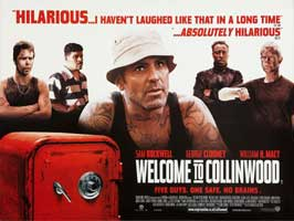 Welcome to Collinwood - 11 x 17 Movie Poster - UK Style A