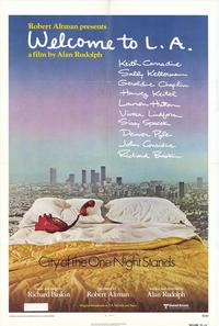 Welcome to L.A. - 27 x 40 Movie Poster - Style A