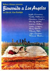 Welcome to L.A. - 11 x 17 Movie Poster - Spanish Style A