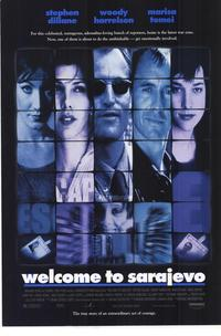 Welcome to Sarajevo - 27 x 40 Movie Poster - Style B