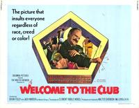 Welcome to the Club - 11 x 14 Movie Poster - Style A