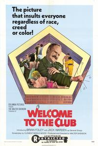 Welcome to the Club - 11 x 17 Movie Poster - Style A