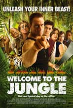 Welcome to the Jungle - 11 x 17 Movie Poster - Style A