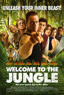 Welcome to the Jungle - 27 x 40 Movie Poster - Style A