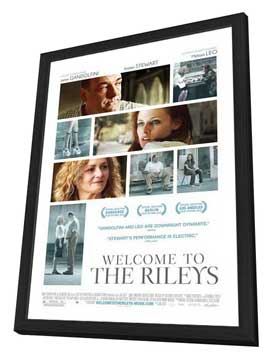 Welcome to the Rileys - 11 x 17 Movie Poster - Style A - in Deluxe Wood Frame