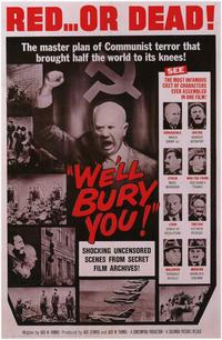 We'll Bury You - 11 x 17 Movie Poster - Style B