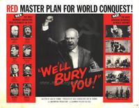 We'll Bury You - 22 x 28 Movie Poster - Half Sheet Style A