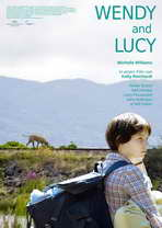 Wendy and Lucy - 27 x 40 Movie Poster - German Style A