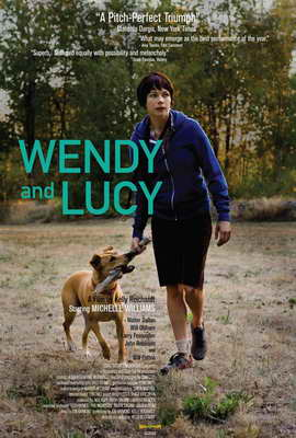 Wendy and Lucy - 11 x 17 Movie Poster - Style A