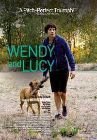Wendy and Lucy - 43 x 62 Movie Poster - Bus Shelter Style A
