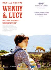 Wendy and Lucy - 11 x 17 Movie Poster - French Style A