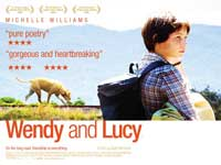 Wendy and Lucy - 11 x 17 Movie Poster - Style C